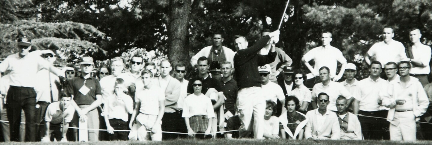 Arnold Palmer's Ryder Cup career record