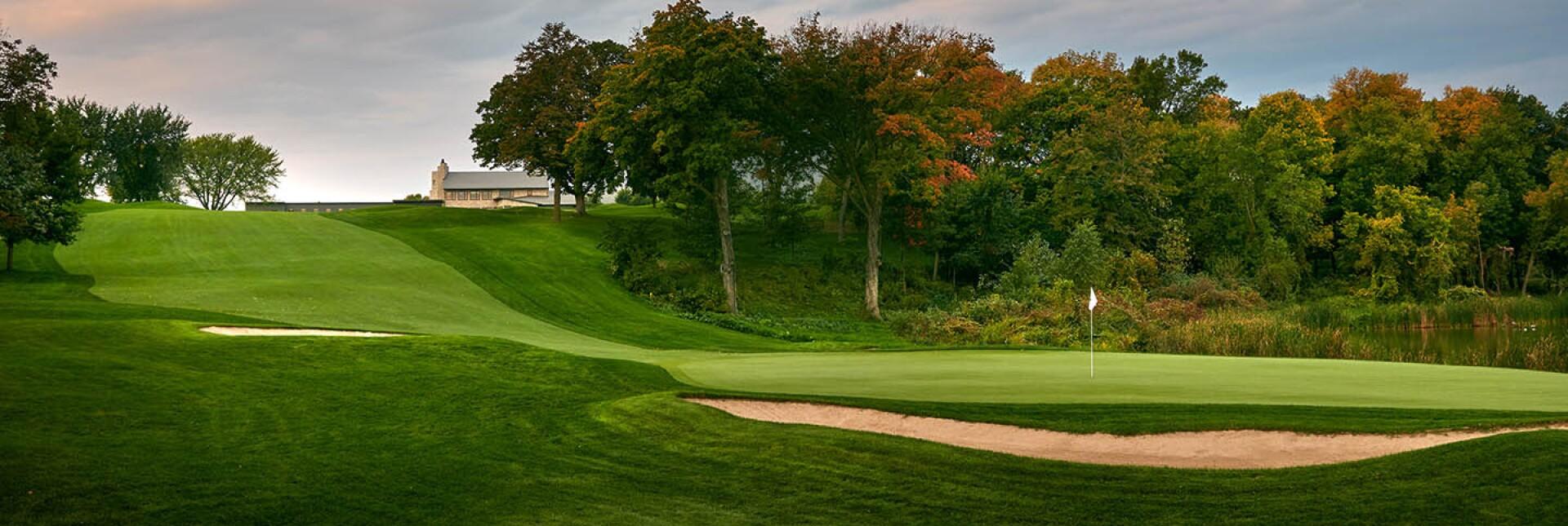 Hazeltine Golf Course - Ryder Cup 2016