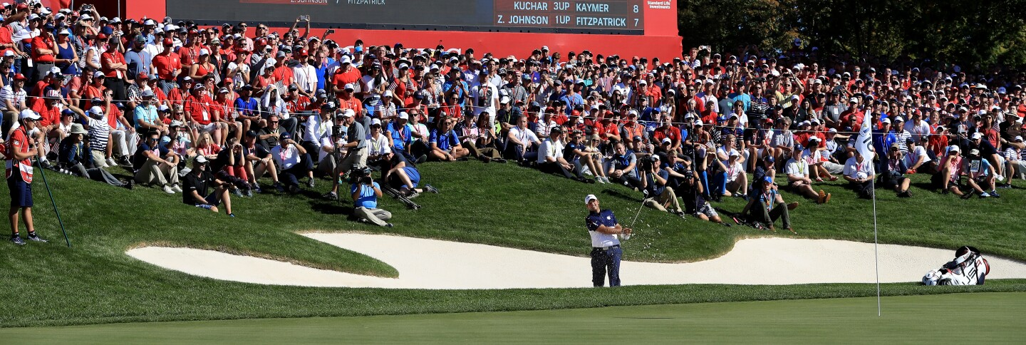 The 2016 Ryder Cup