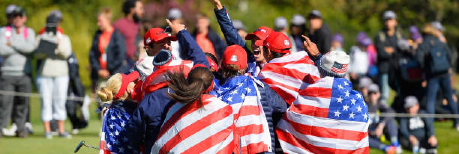 2018 Junior Ryder Cup - Day Two