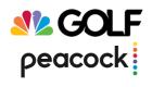 GOLF/Peacock logos