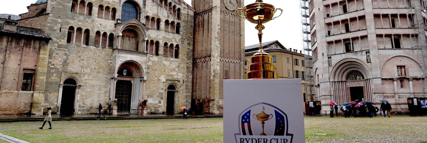 Ryder Cup Trophy Tour - Piazza Duomo - Parma.JPG
